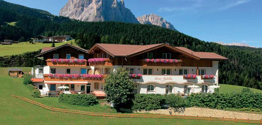 Hotel Rodella, Selva, Italy - Hotel exterior.jpg